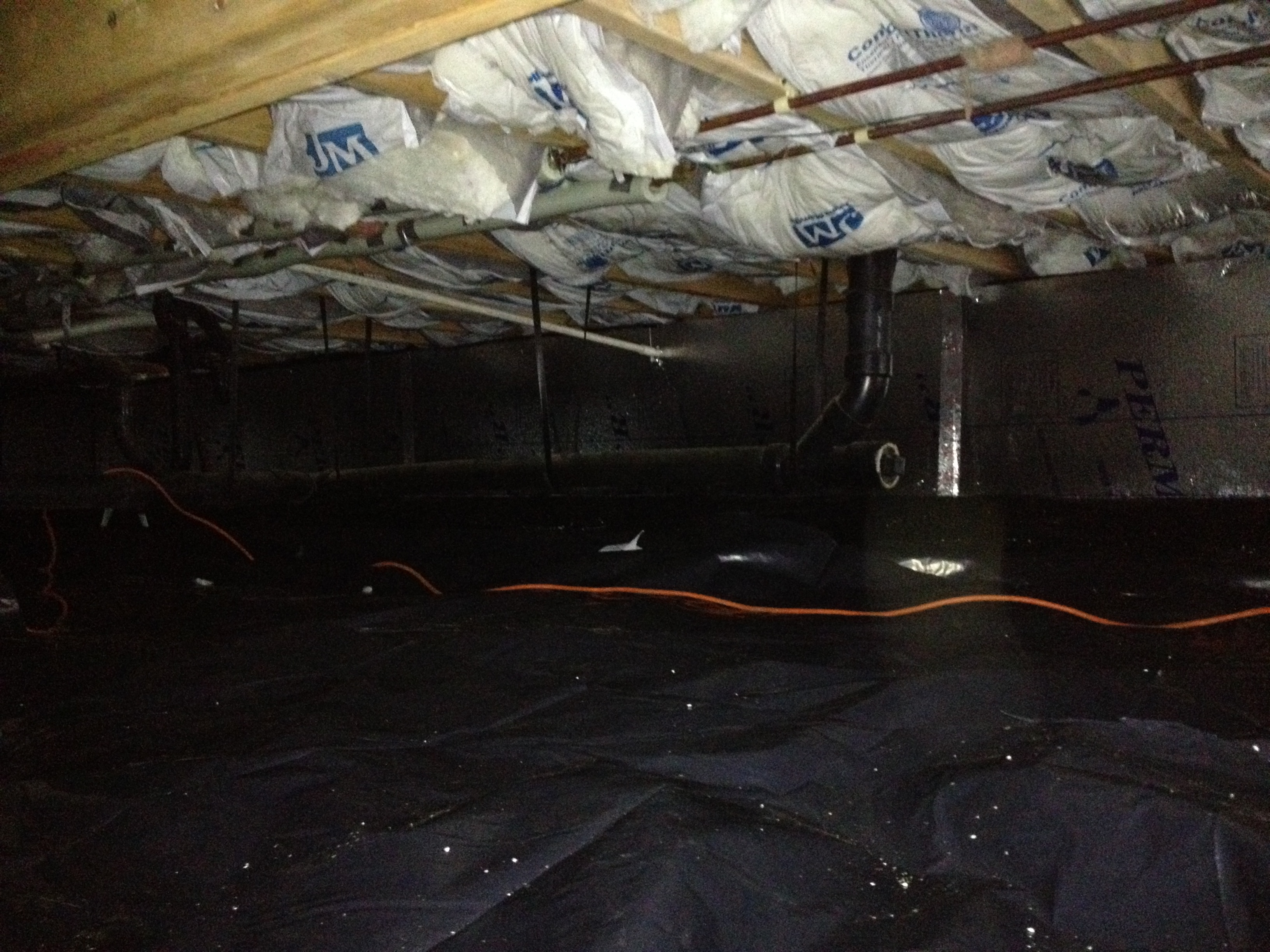 crawl space vapor barrier 5